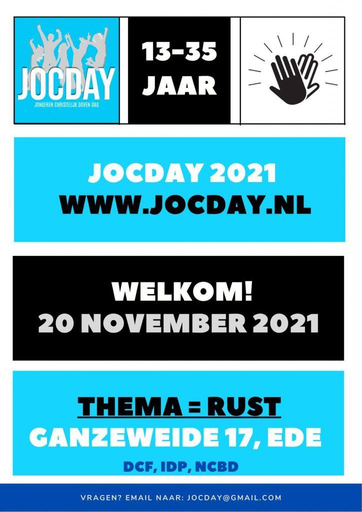 Poster JoCDay 2021